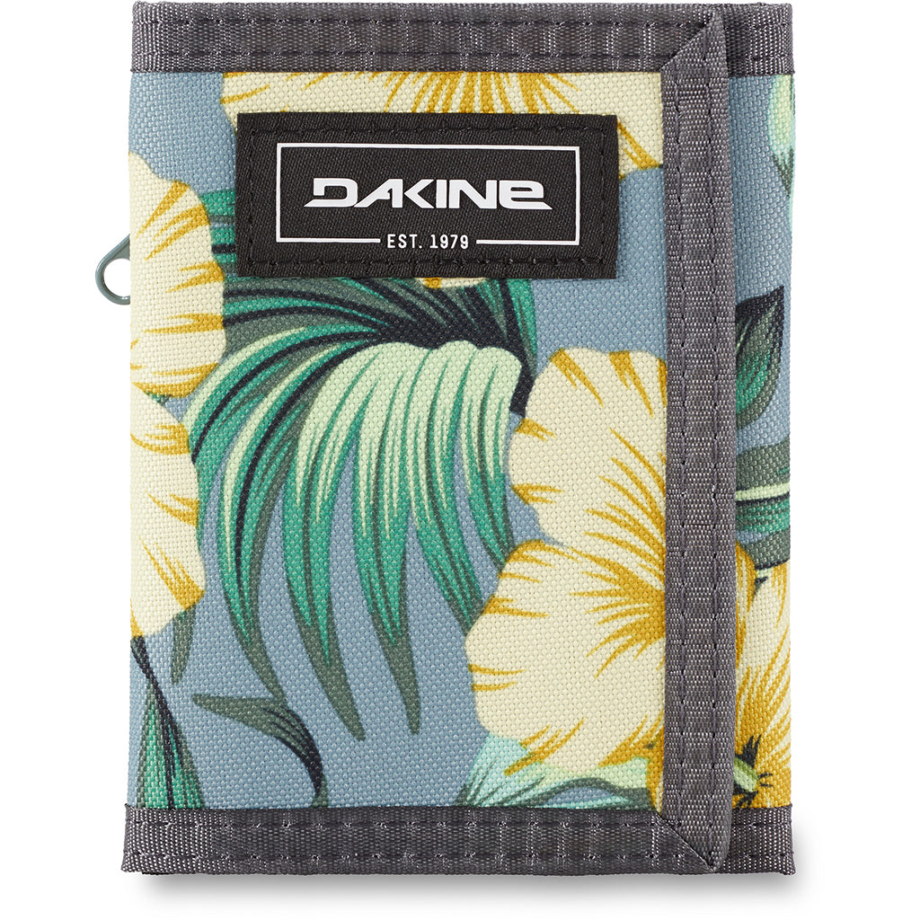 Dakine Vert Rail Wallet - Hibiscus Tropical - Seaside Surf Shop