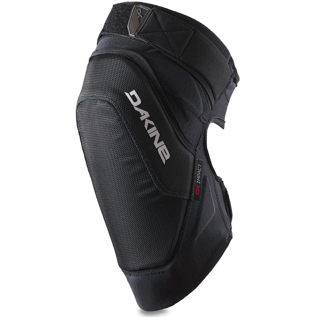 Dakine Agent 0/0 Bike Knee Pad - Black - Seaside Surf Shop