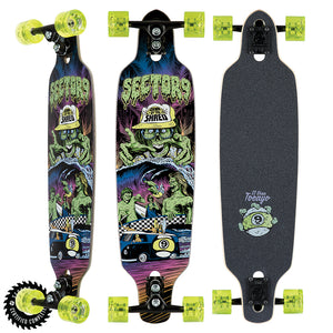 Sector 9 Dawn of Shred Complete - 34""