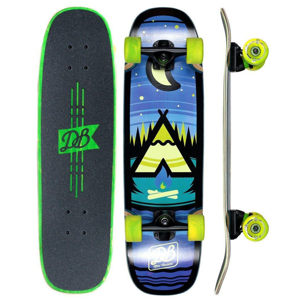 "DB Skateboards Camp Cruiser 28.75"" - Complete"