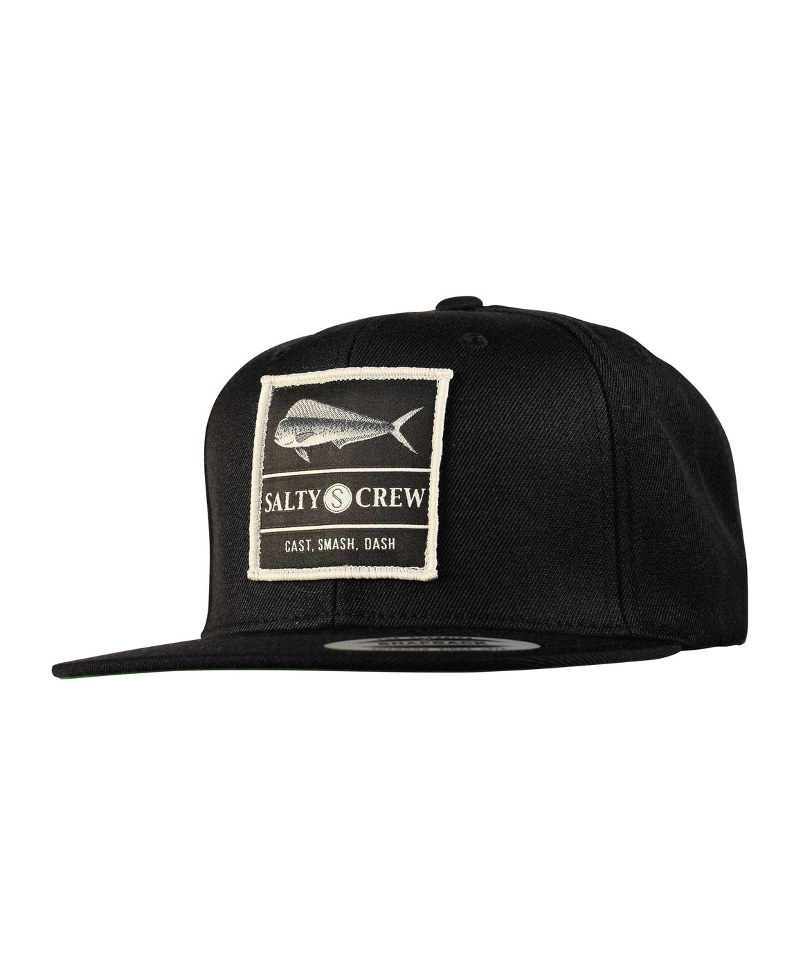 -Apparel Accessories-Salty Crew Mens El Dorado Hat - Black-Salty Crew-Seaside Surf Shop