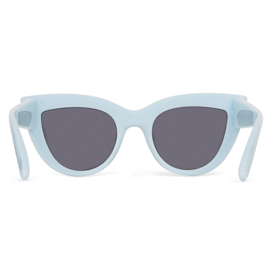 Dot Dash Sunglesses - Starling - Double Daffy Pink/Grey, Sunglasses, Dot Dash, Dot Dash, Specs100% UV 400 ProtectionBase-4 Polycarbonate LensPolycarbonate FrameIntegrated Pin HingeIncludes Seekers of the Sun Sunglass Bag