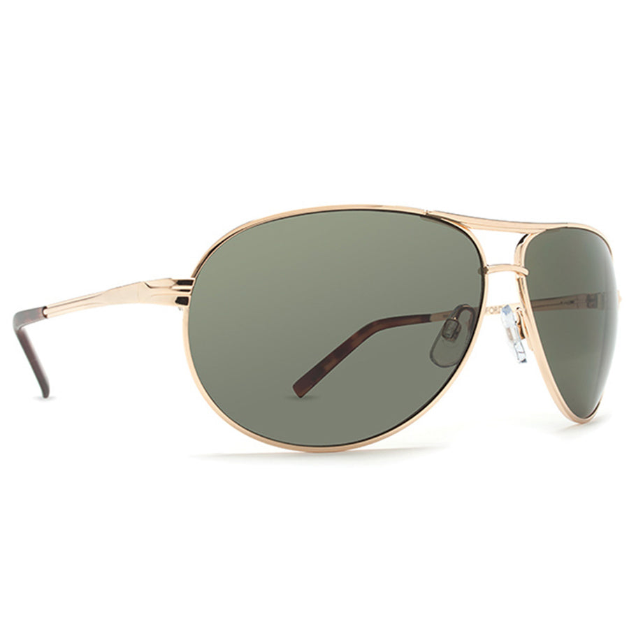 Dot Dash Sunglesses - Buford T - Gold/Vintage Grey
