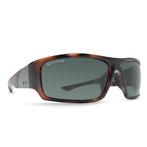 Dot Dash Sunglesses - Destro - Tortoise/Bronze Polarized