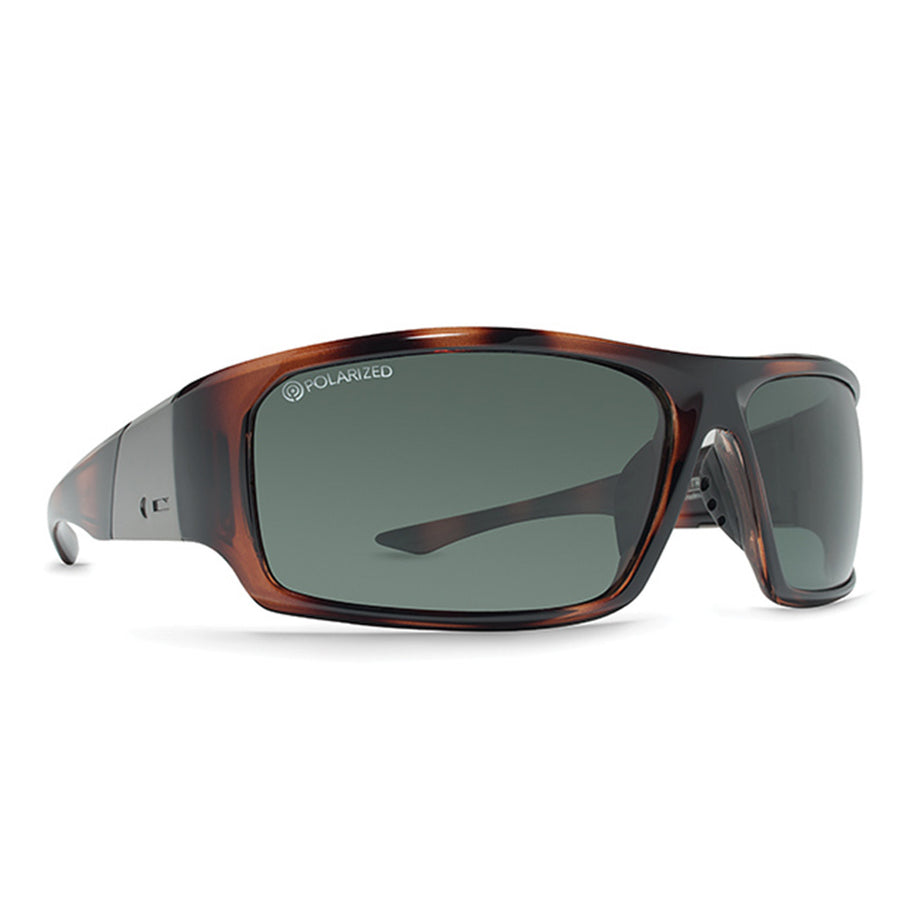 Dot Dash Sunglesses - Destro - Tortoise/Bronze Polarized, Sunglasses, Dot Dash, Dot Dash, 100% UV 400 Protection