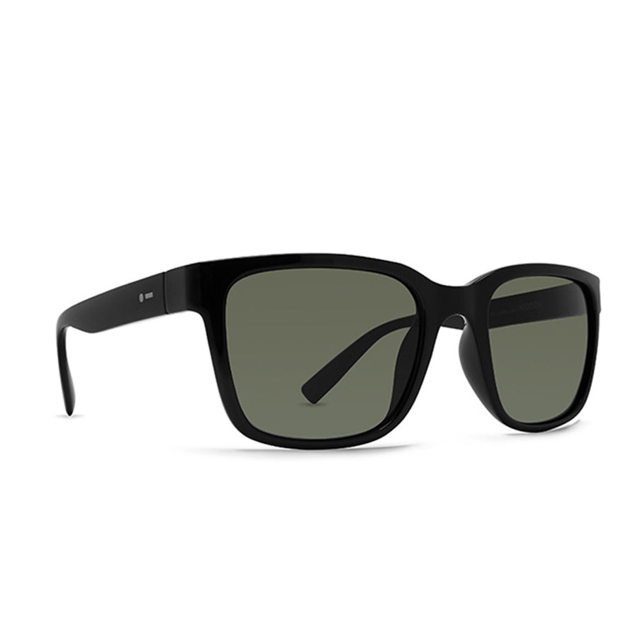 Dot Dash Sunglesses - Kiddoh - Black Gloss/Vintage Grey