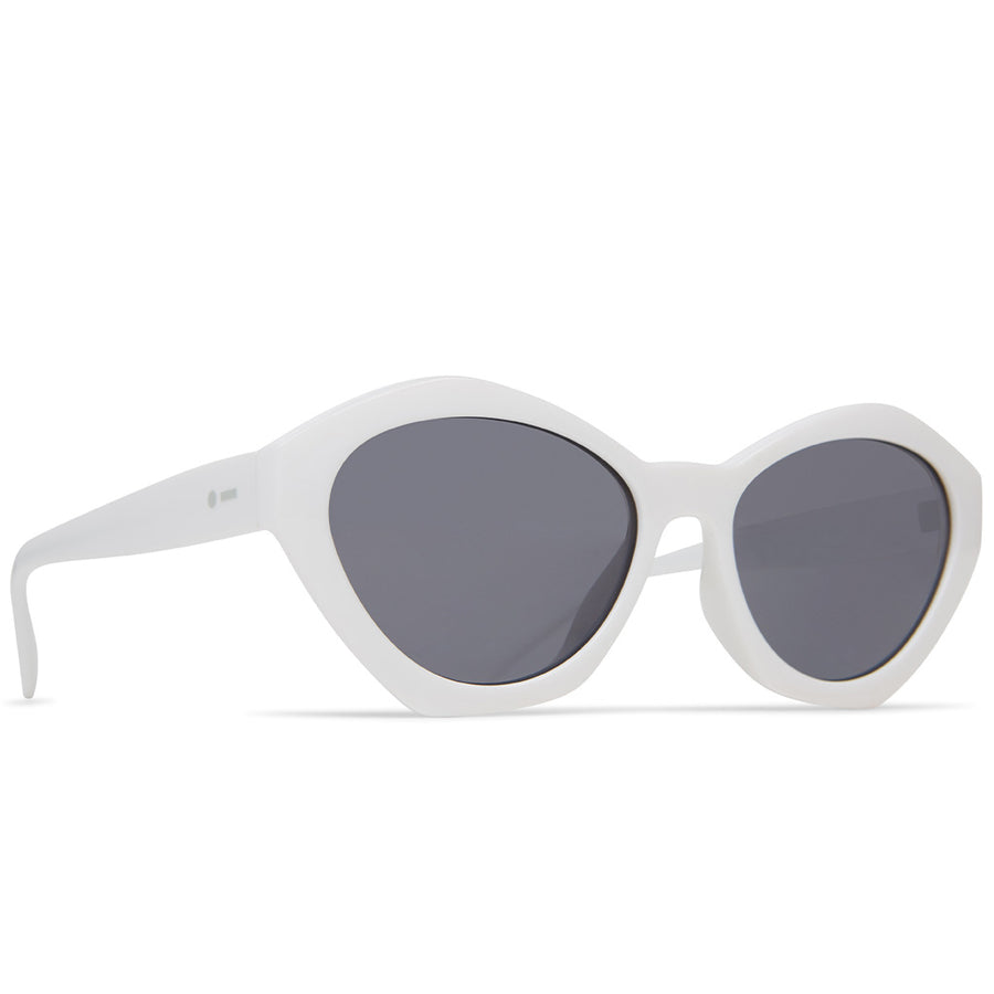 Dot Dash Sunglesses - Only Child - White/Grey