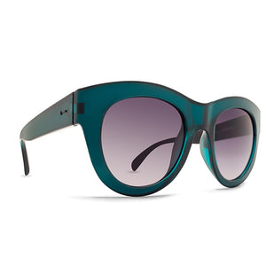 Dot Dash Sunglesses - Headspace - Teal Fade/Gradient, Sunglasses, Dot Dash, Dot Dash, A pleasure cruise on a speedboat to the future. Specs 100% UV 400 Protection Base-6 Polycarbonate Lens Polycarbonate Frame Integrated Pin Hinge