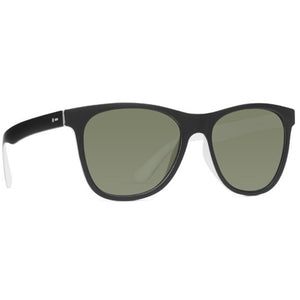 Dot Dash Sunglesses - Coolidge -  Black White Satin/Vintage Grey