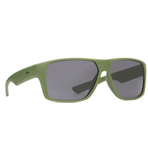 Dot Dash Sunglesses - Turbo - Olive Mosaic/Grey