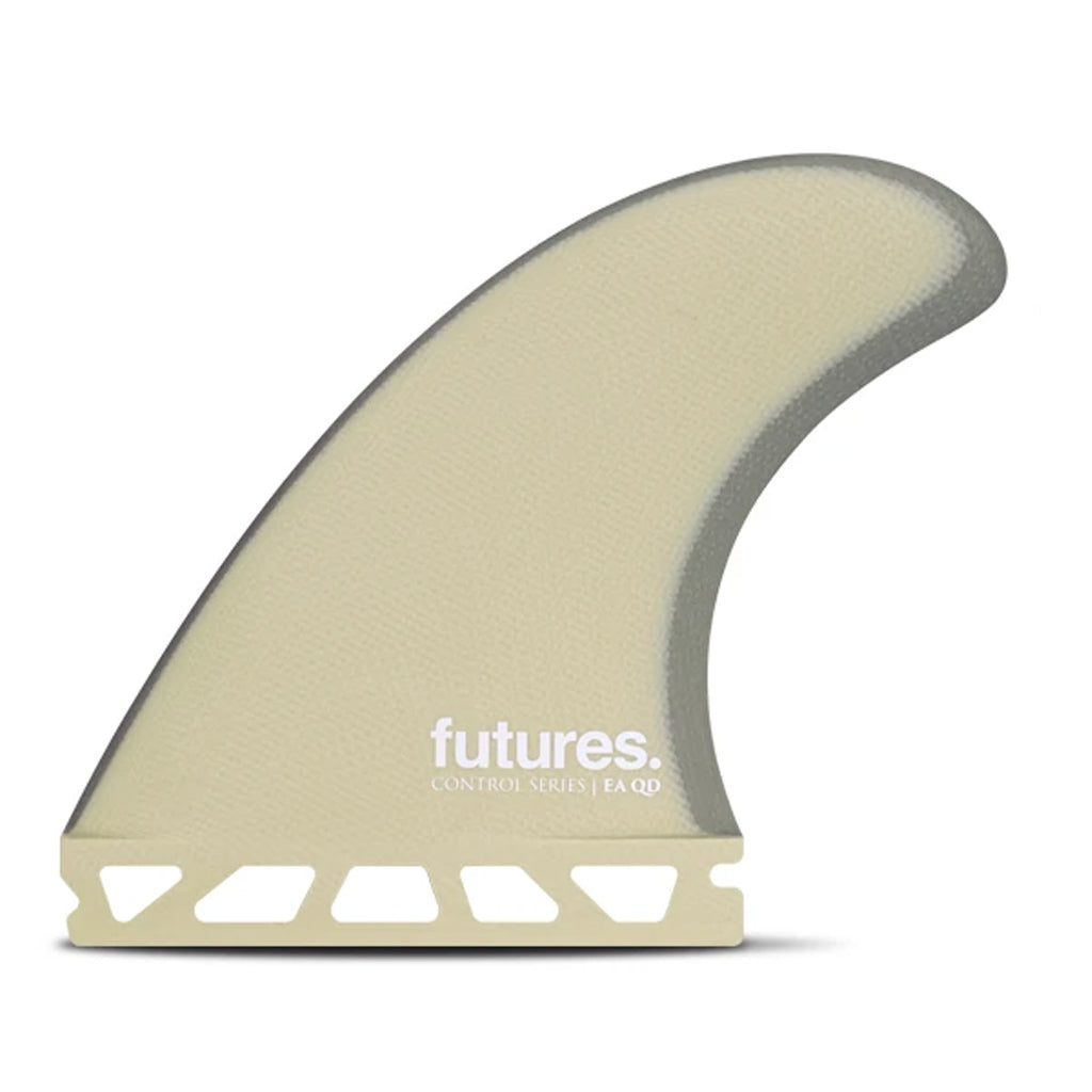 Futures Fins - EA Control Series Quad Fin Set - Sandy - Seaside Surf Shop
