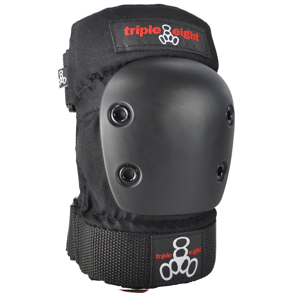Triple 8 EP 55 Elbow Pad Set - Black - Seaside Surf Shop