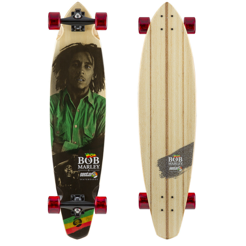 "-Skate-Sector 9 Exodus Complete - 38.5""-Sector 9-Seaside Surf Shop"