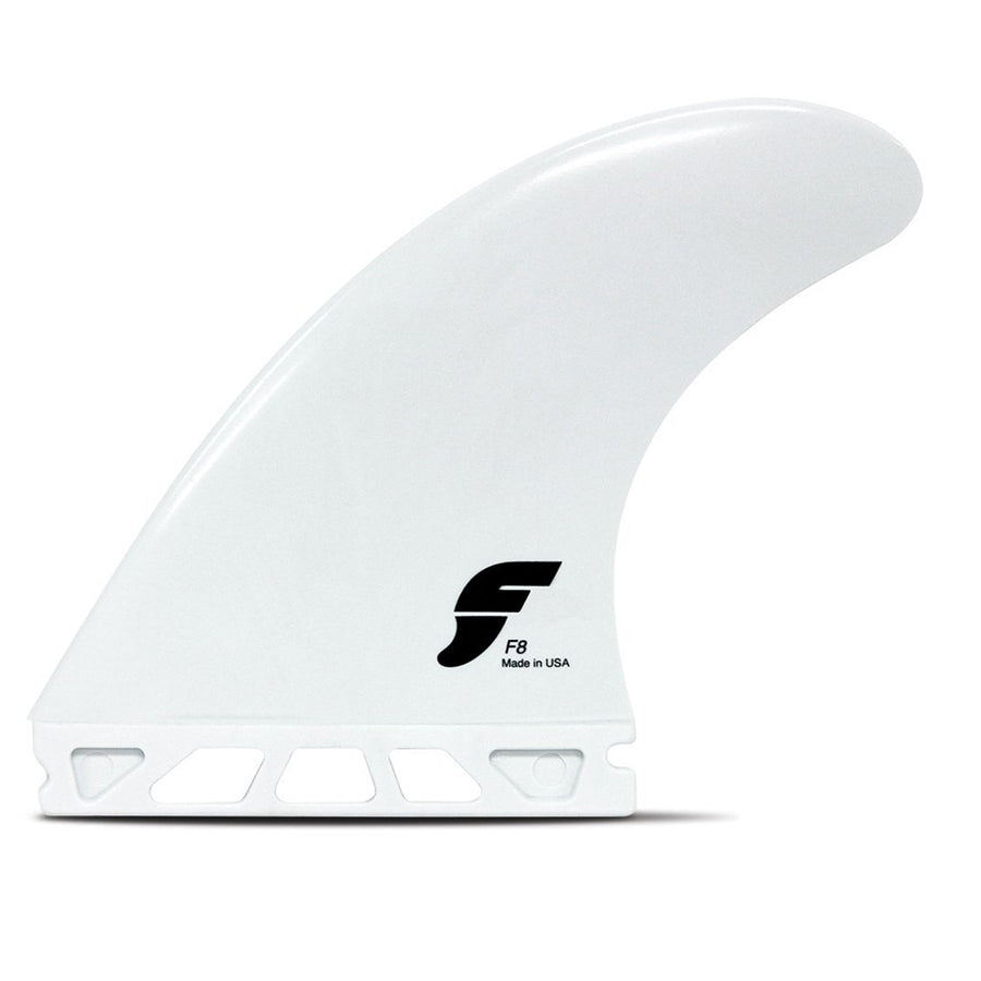 Futures Fins - F8 Thermotech Packaged Set - White