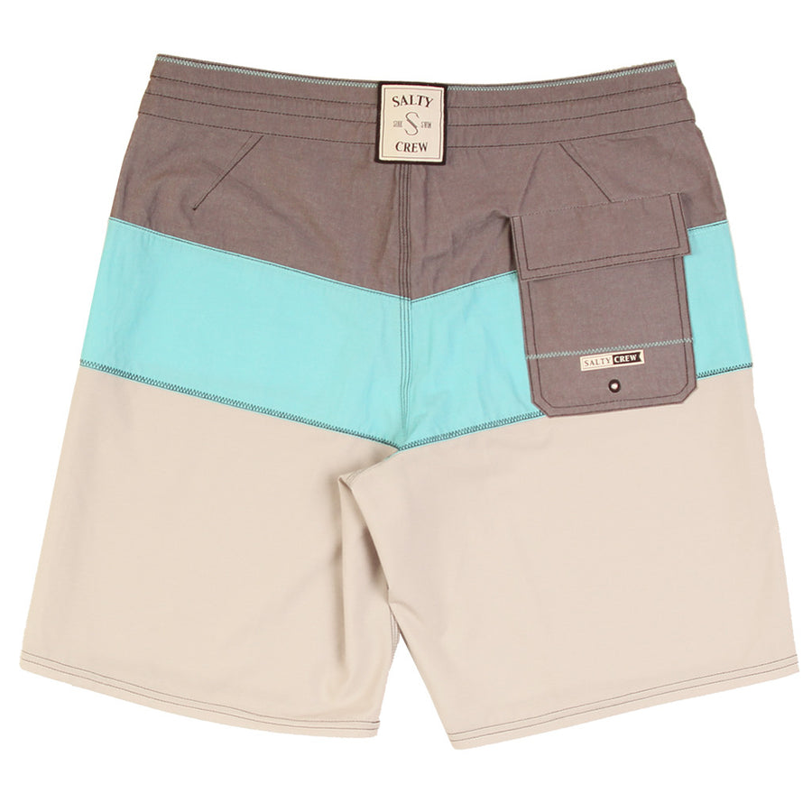 Salty Crew Mens Fathom Boardshort - Seafoam-Salty Crew-Seaside Surf Shop