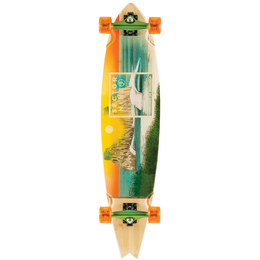 -Skate-Sector 9 Fernando Complete-Sector 9-Seaside Surf Shop