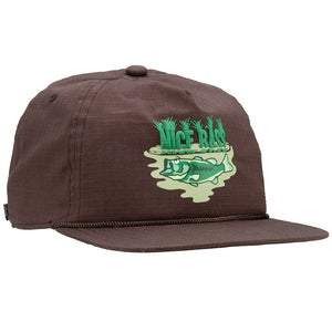 Coal Mens The Field Cap - Brown-Coal Headwear-Seaside Surf Shop