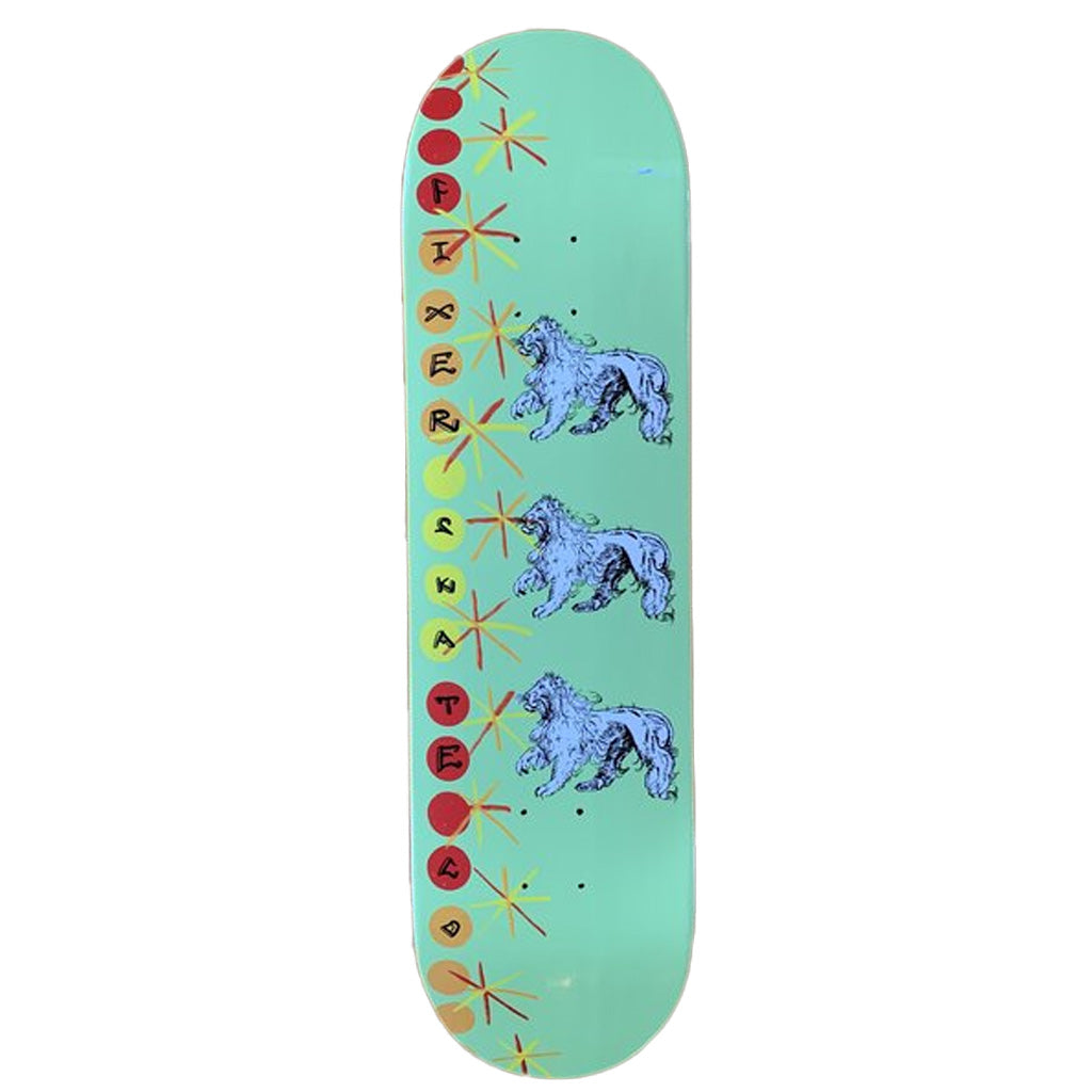"Fixer Skateboards Sonic Skate Deck -8.38"" - Seaside Surf Shop"
