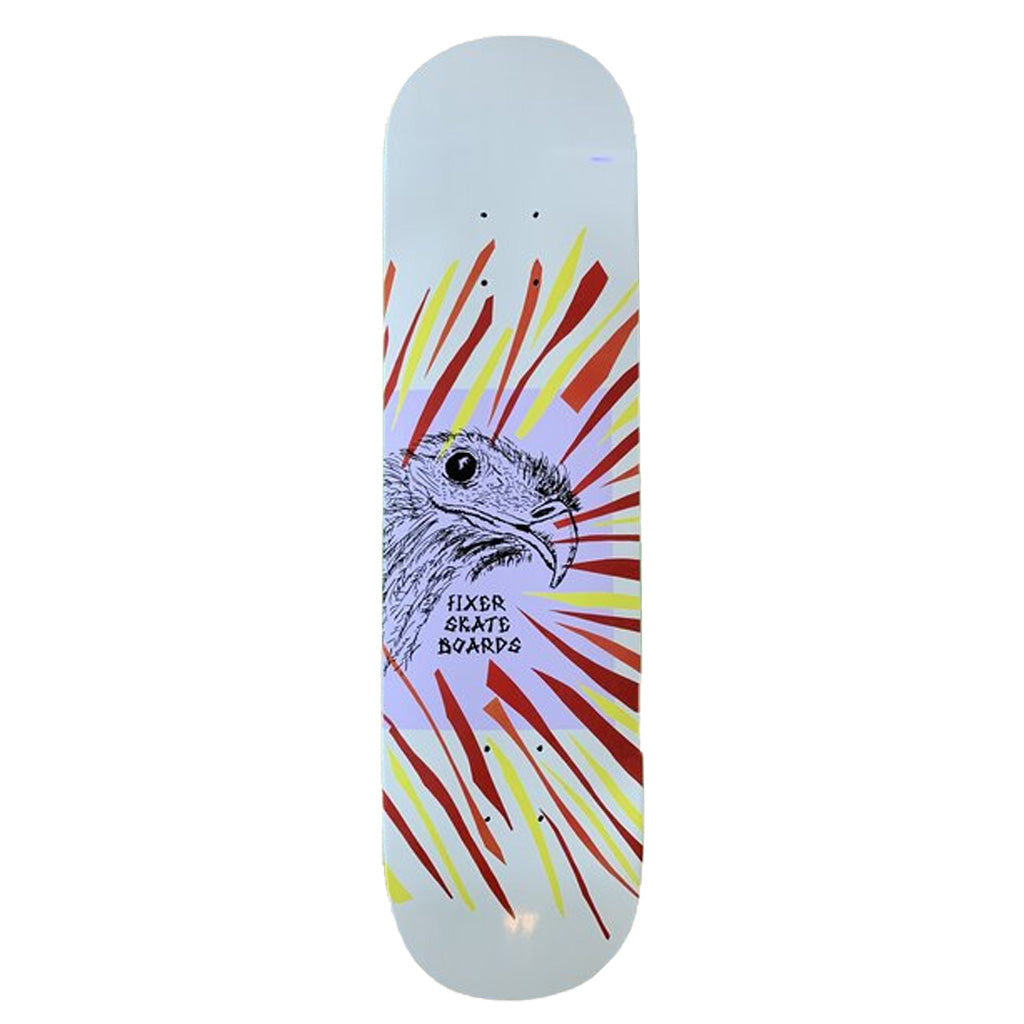 "Fixer Skateboards RG Skate Deck - 8.25"" - Seaside Surf Shop"