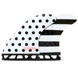 Futures Fins - Jack Freestone Generation Series - Polka/Stripes