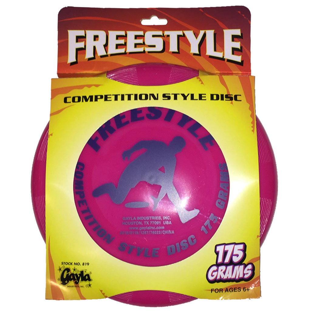 Gayla Freestylye Competition Style Disc -Magenta
