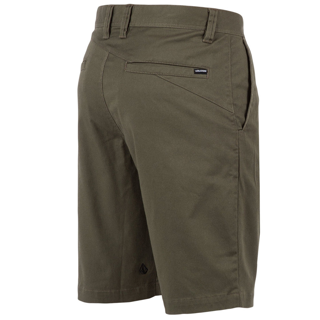 Volcom Mens Frickin Modern Shorts - Military