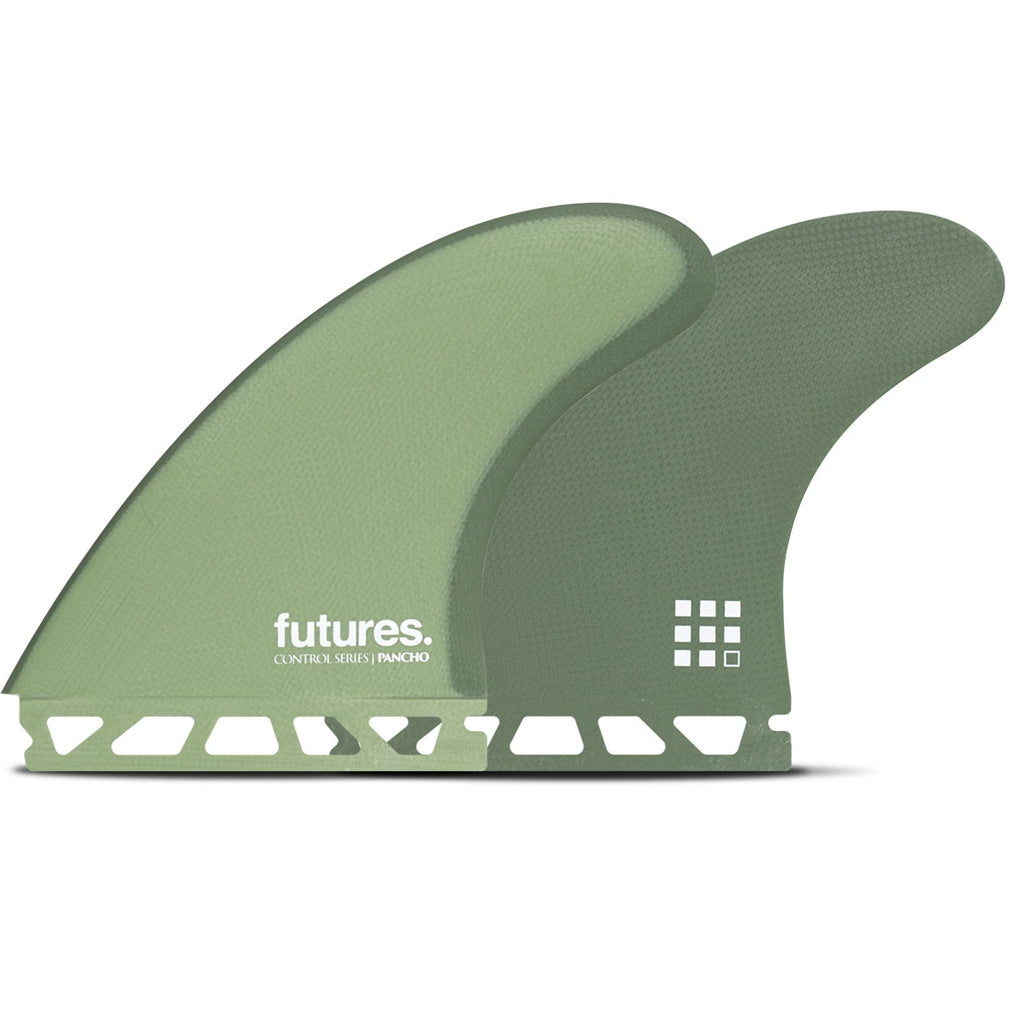 Futures Fins - Pancho Control Series XL Thruster Fins - Aina - Seaside Surf Shop