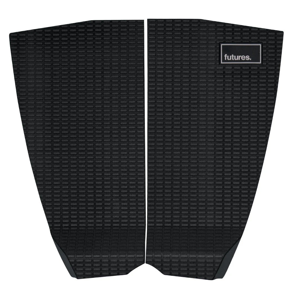 Futures Fins - Wildcat Traction Pad - Black - Seaside Surf Shop