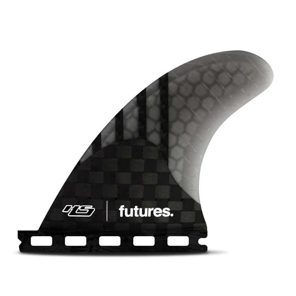Futures Fins - HS Generation Series 4.2 Quad Rear Pair - Smoke - Seaside Surf Shop