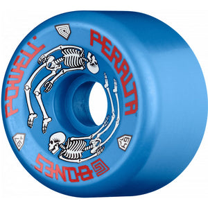 Powell Peralta 64mm G-Bones Wheels - Blue-Powell Peralta-Seaside Surf Shop