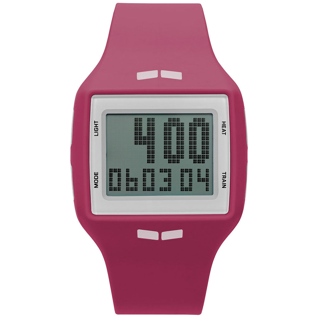 Vestal Helm Surf & Train Watch - Burgundy/White/Positive