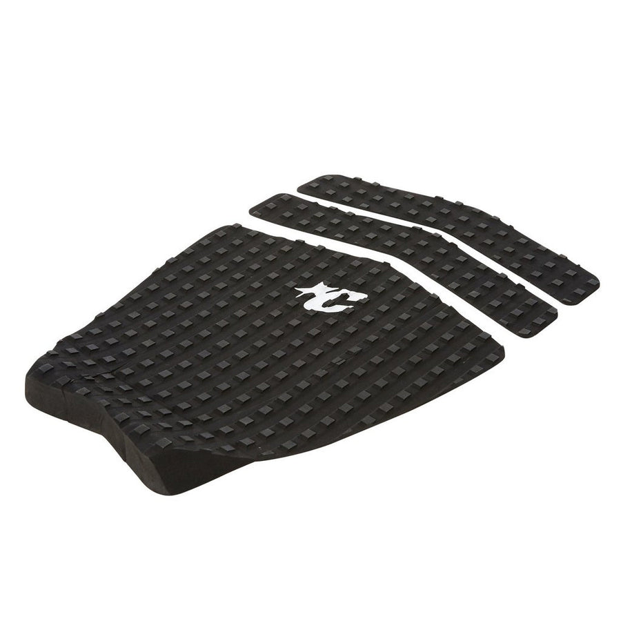 '-Surf Accessories-Creatures High Five Traction Pad - Black-Creatures of Leisure-Seaside Surf Shop