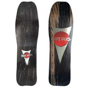 "-Skate-Hot Dog Skateboards Hosoi Dog - 33""-Hot Dog-Seaside Surf Shop"