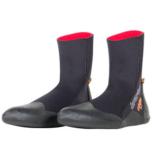 Hyperflex AXS 5mm Round Toe Boot - Black
