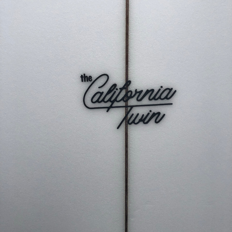 "Lost Surfboards - 6'6"" MR California Twin Surfboard"