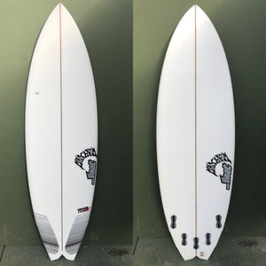 "Surfboards - 5'8"" Psycho Killer Bro Dims Surfboard"