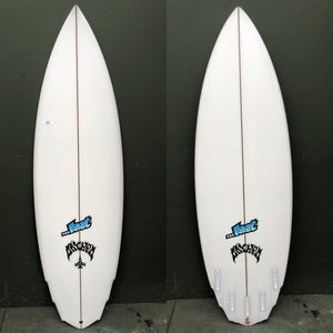 "Lost Surfboards - 5'8"" V3 Stealth 4-Channel Surfboard-Lost Surfboards-Seaside Surf Shop"
