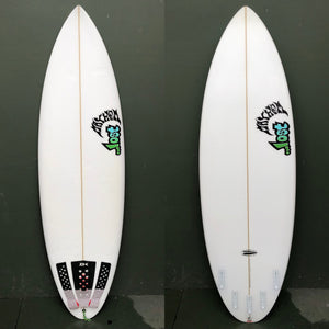 "Used Lost Surfboards - 5'11"" Quiver Killer Surfboard"
