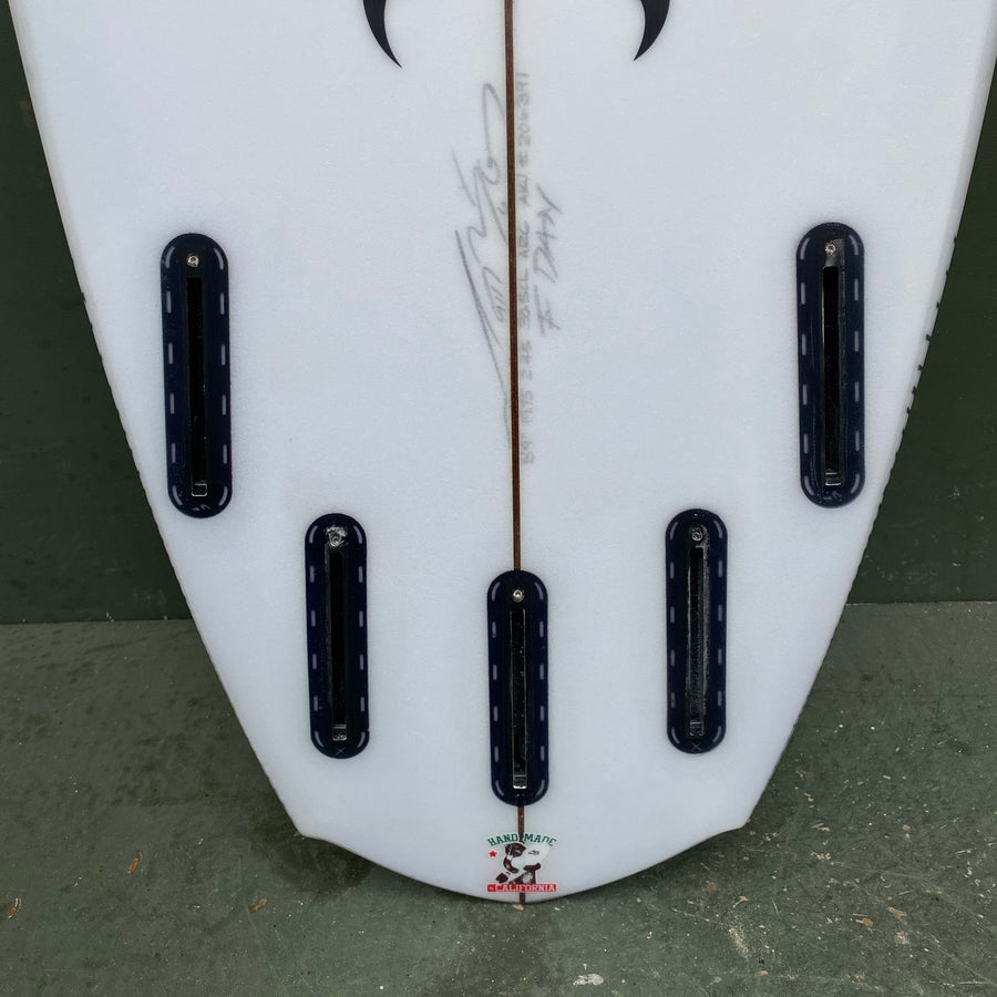 "Lost Surfboards - 5'9"" Rocket Redux Surfboard"
