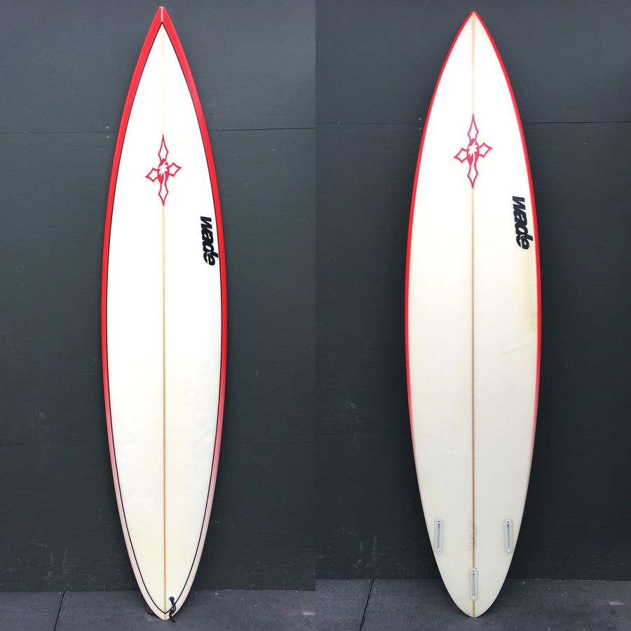 Used Local Motion Surfboards - 7'6 Wade Tokoro Surfboard