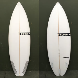 "Superbrand Surfboards - 5'6"" The Unit Surfboard"