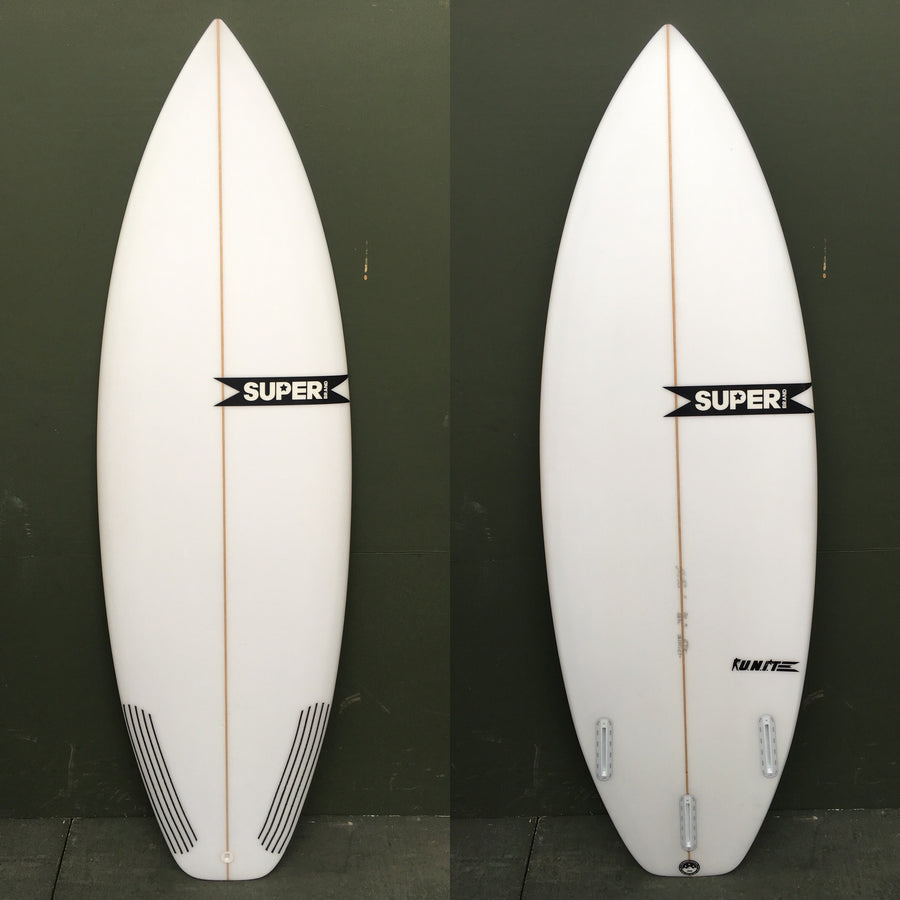 "Superbrand Surfboards - 5'6"" The Unit Surfboard-Superbrand Surfboards-Seaside Surf Shop"