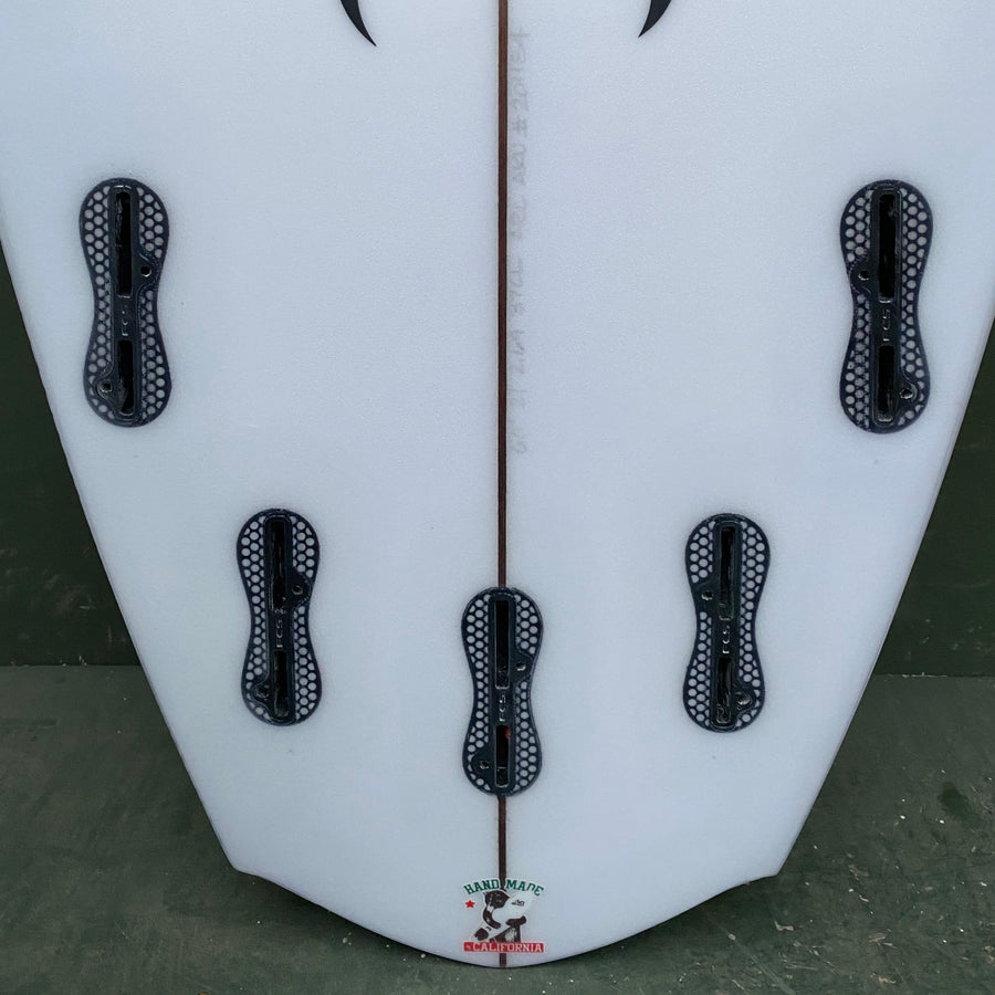 "Lost Surfboards - 6'0"" Rocket Redux Surfboard"