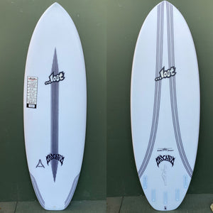 "Lost Surfboards - 6'0"" Puddle Jumper Carbon Wrap Surfboard"
