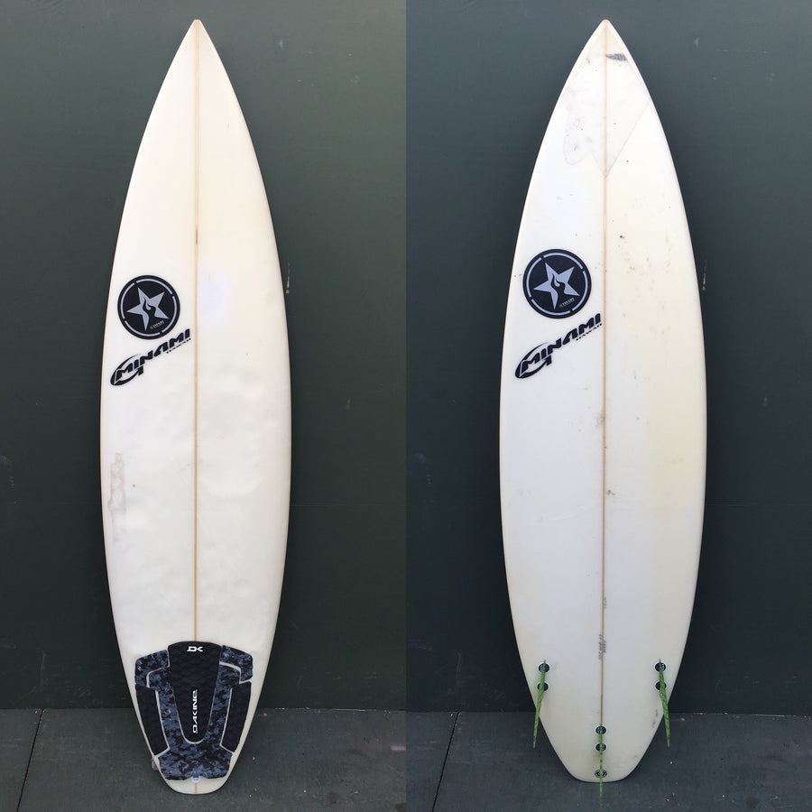 "USED Minami Surfboards - 6'0"" F2 Surfboard"