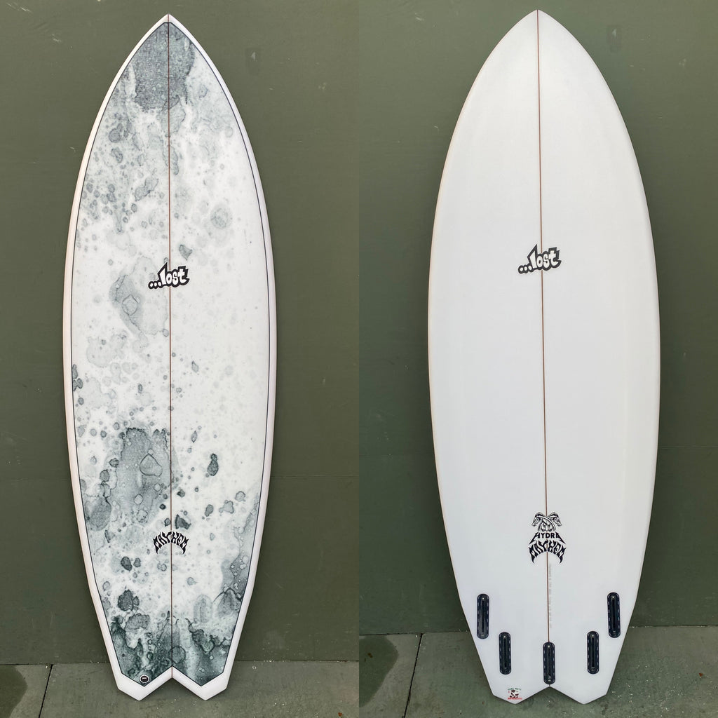 "Lost Surfboards - 6'0"" Hydra Surfboard - Seaside Surf Shop"