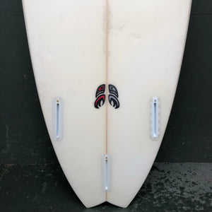 "Used North Pacific Surfboard - 6'0"" Fun Fish Surfboard-Used Surfboards-Seaside Surf Shop"