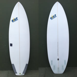 "-Used Surfboards-Colt Surfboards Classic - 5'10"" Surfboard-Used Surfboards-Seaside Surf Shop"