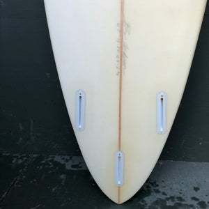 "Used BRAND Surfboards - 6'7"" Pintail Surfboard-Used Surfboards-Seaside Surf Shop"