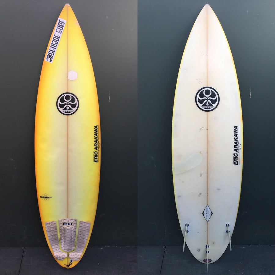 "USED HIC Surfboards - 6'0"" Element Surfboard"